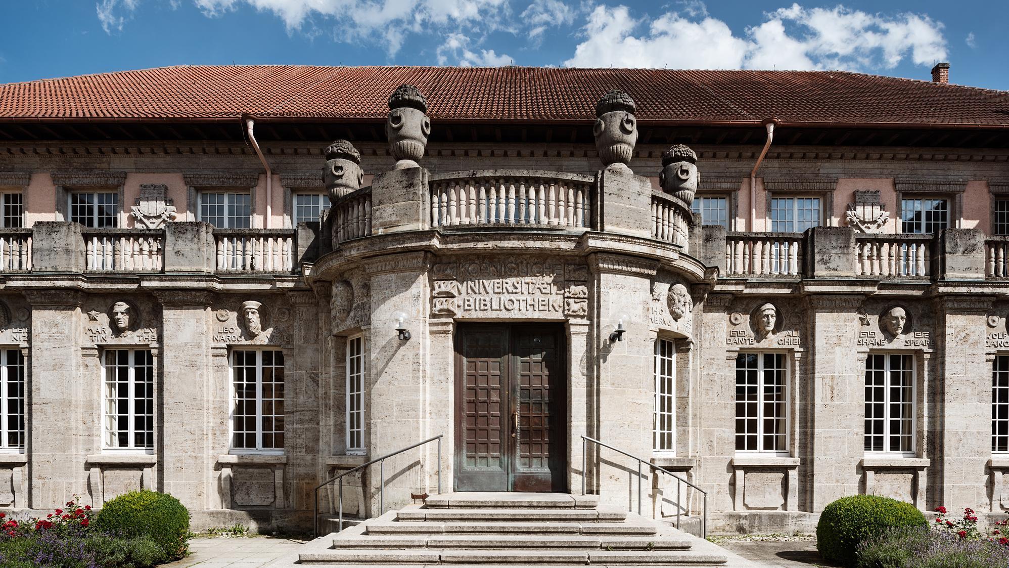 eberhard karls university tübingen