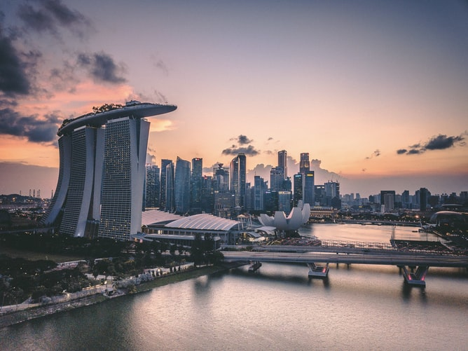 قوانین مالیات در کشور سنگاپور
